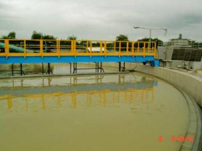 32m Peripheral Drive Primary Clarifier