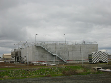 Campaspe Water Reclamation Plant, Eucha